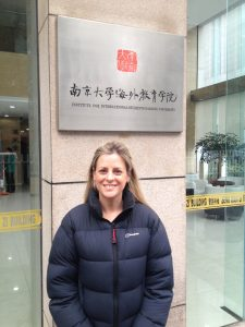 Nanjing University, China, learn Chinese