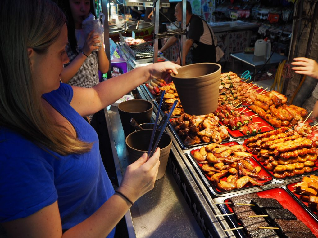 Shilin Night Market Taipei Taiwan Things to see and do in Taipei