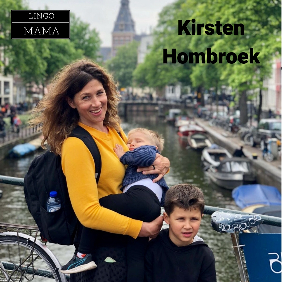 Language Learning Stories interview with Kirsten Hombroek