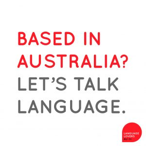 Language Lovers Australia
